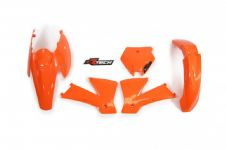 KTM Orange Plastic Kit 2004